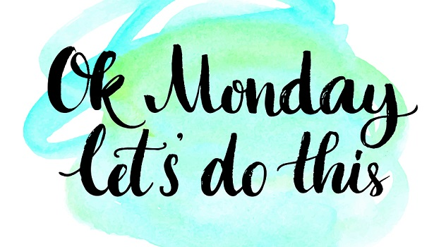 Monday Metavators: MONDAY MOTIVATION